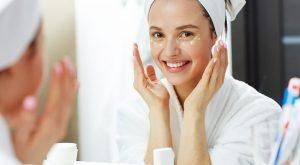 En nattkräm en viktig del av hudvårdsrutinen